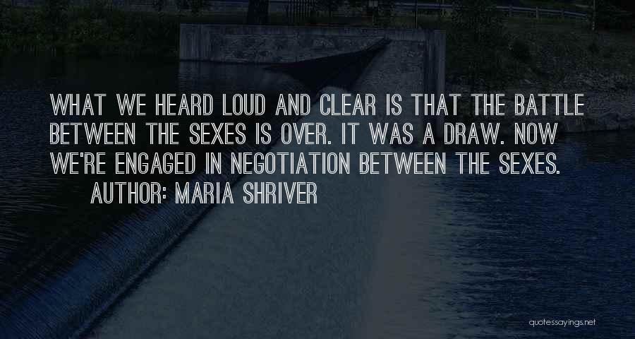 Maria Shriver Quotes 137084
