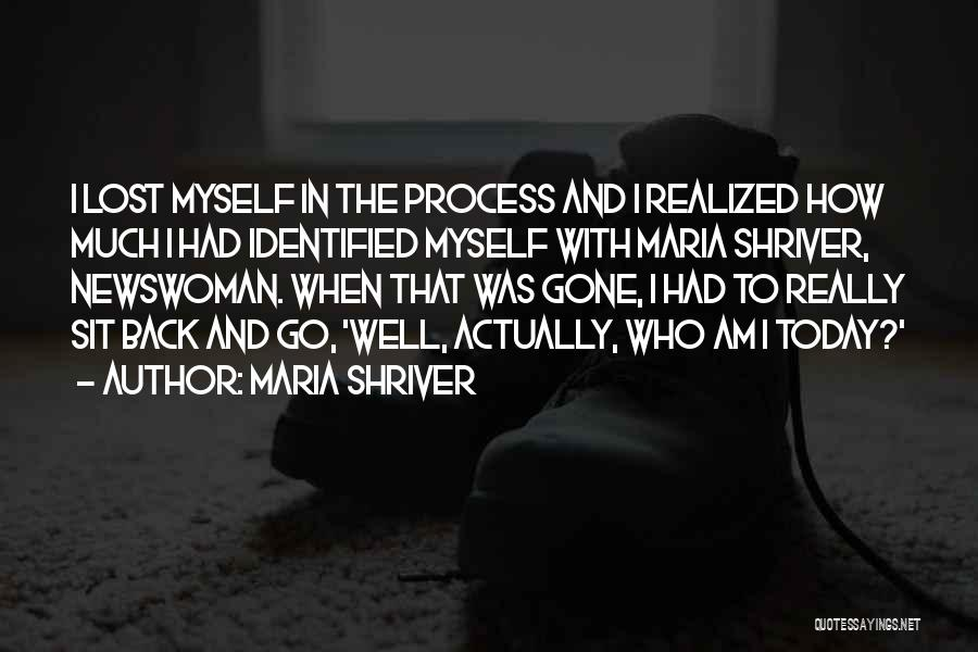 Maria Shriver Quotes 1553160