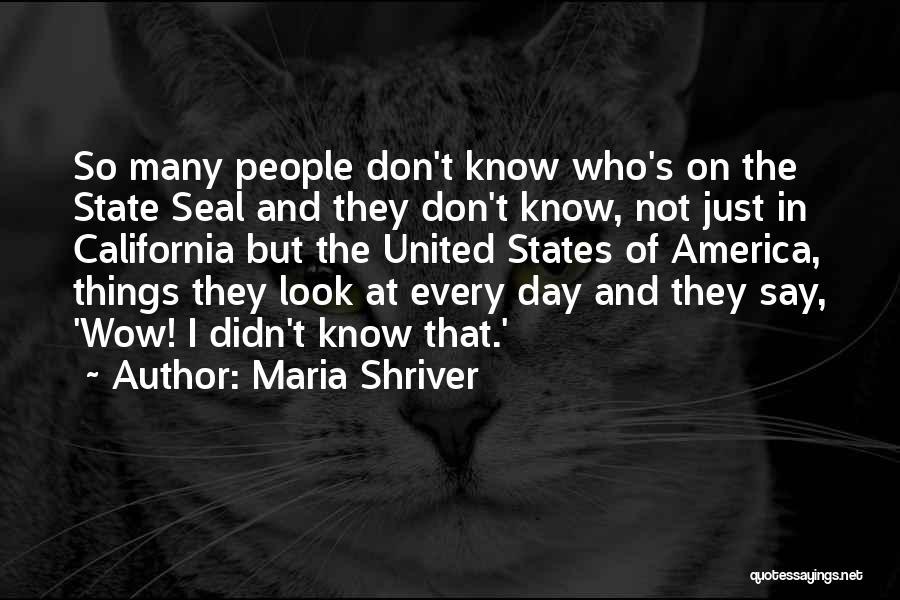 Maria Shriver Quotes 169386