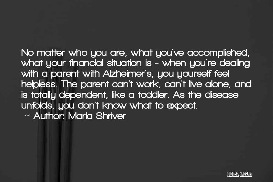 Maria Shriver Quotes 399212