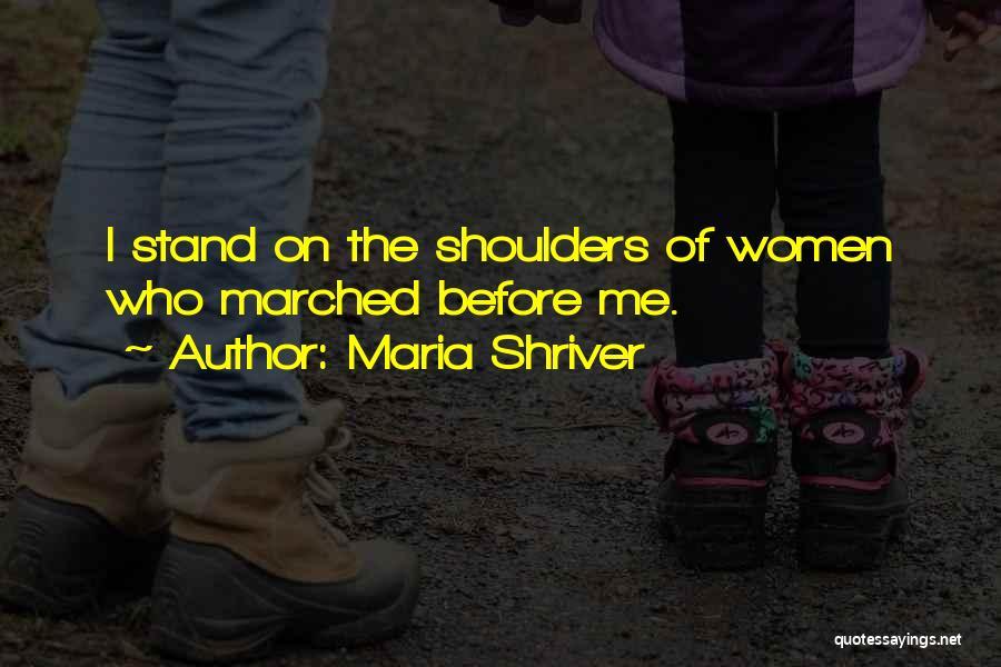 Maria Shriver Quotes 630657