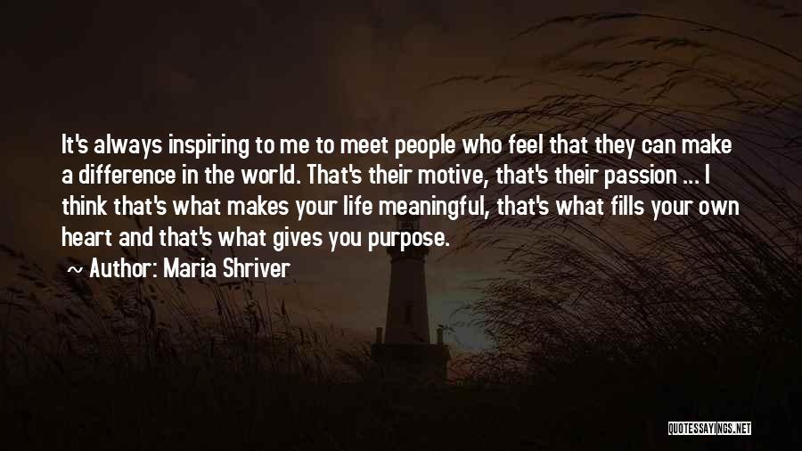 Maria Shriver Quotes 869712