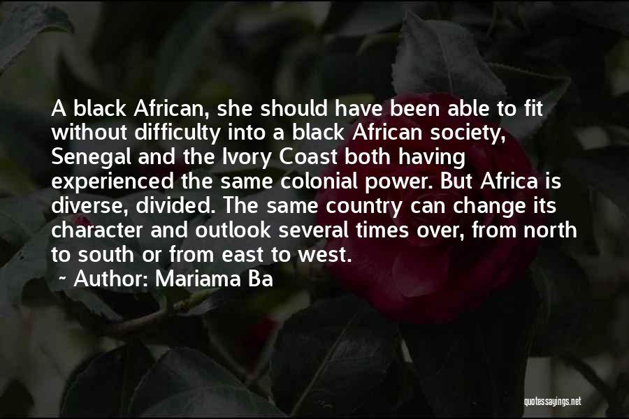 Mariama Ba Quotes 109653