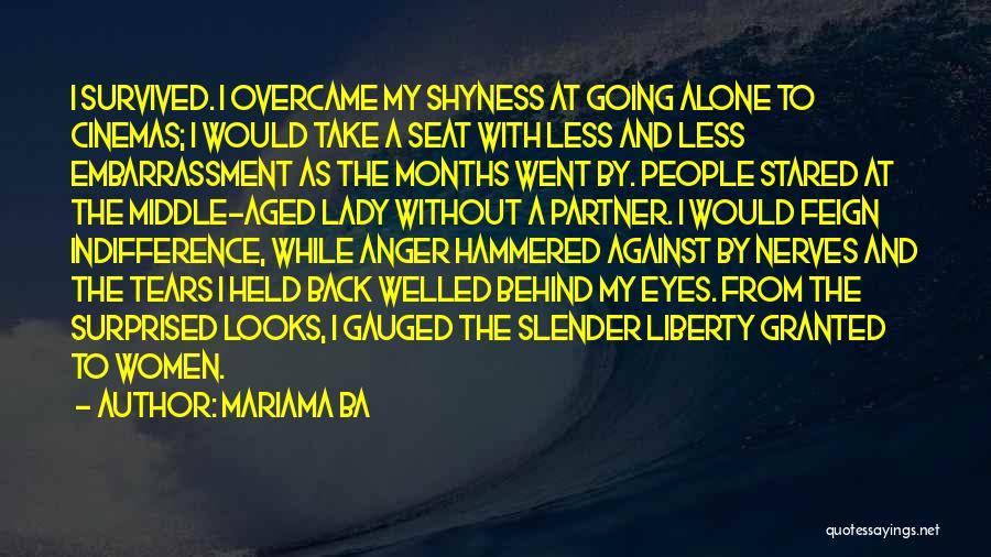Mariama Ba Quotes 1126132
