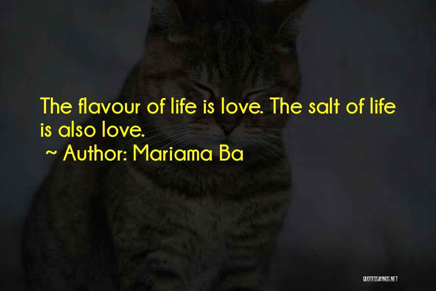 Mariama Ba Quotes 439246