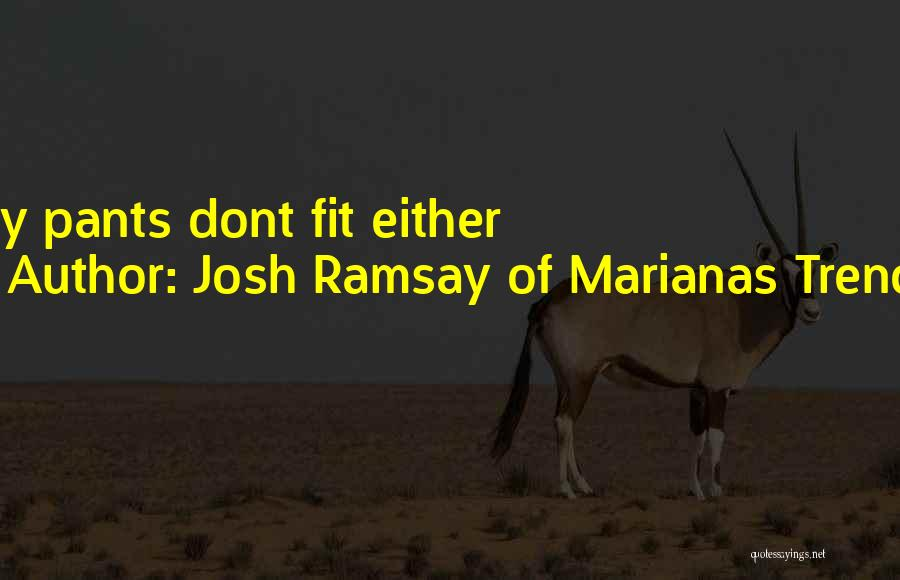 Top 7 Marianas Trench Quotes & Sayings