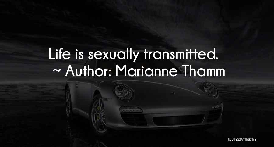 Marianne Thamm Quotes 487407