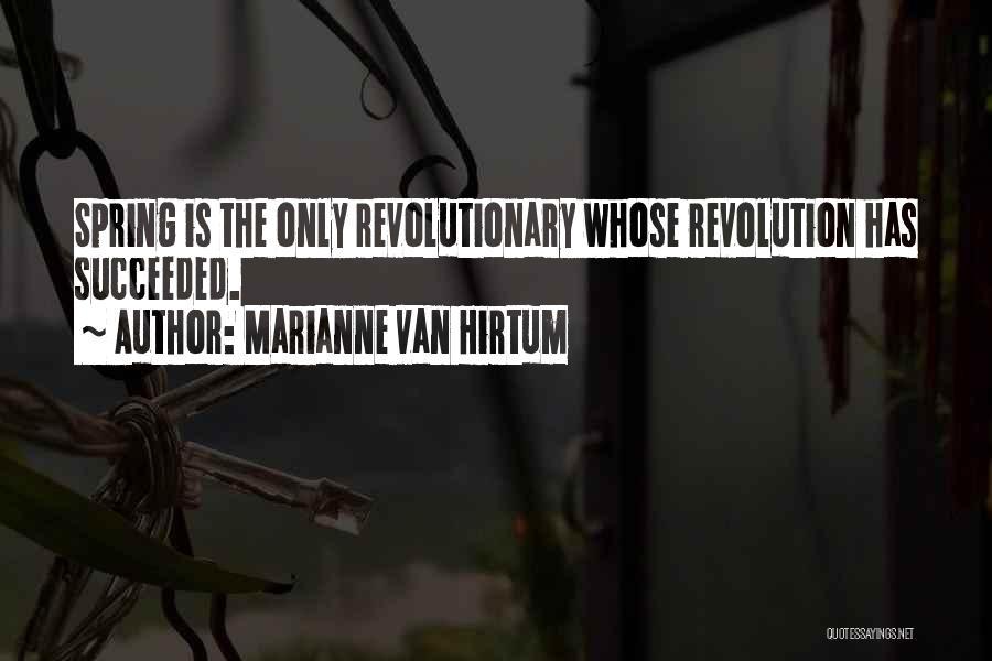 Marianne Van Hirtum Quotes 153295