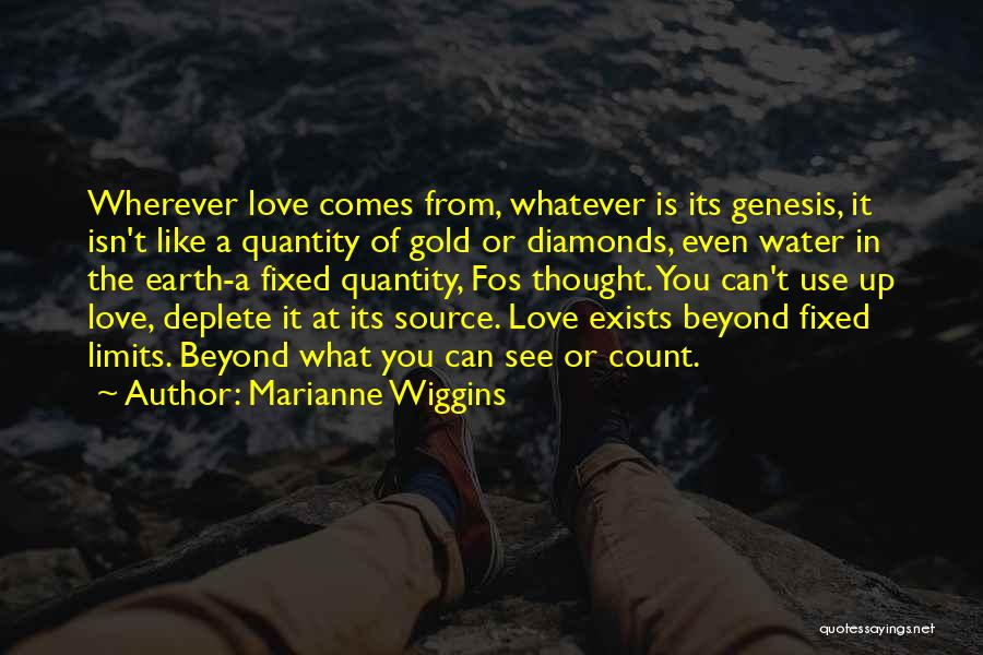 Marianne Wiggins Quotes 1099769