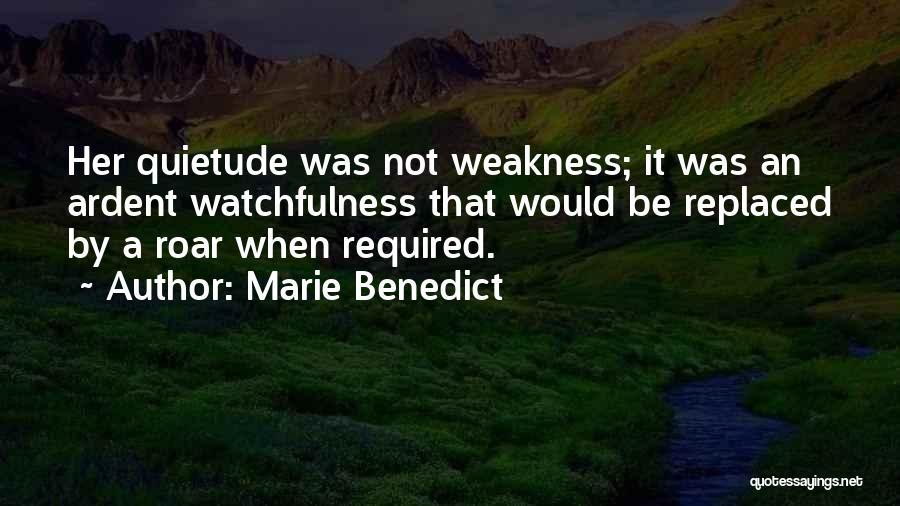 Marie Benedict Quotes 1647759