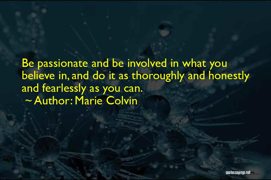 Marie Colvin Quotes 2190474