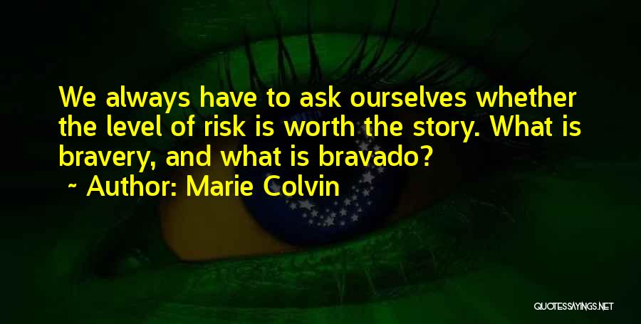Marie Colvin Quotes 2199790