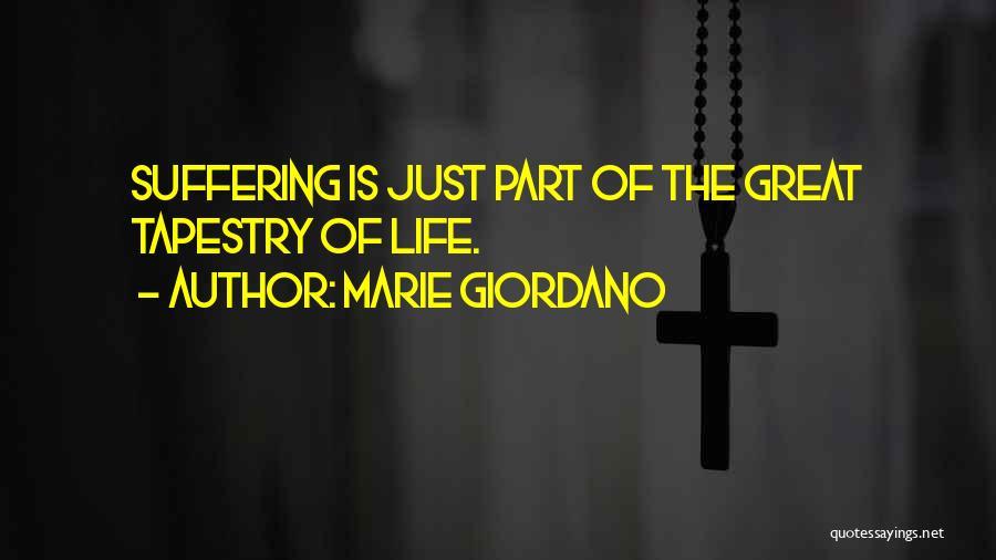 Marie Giordano Quotes 799282