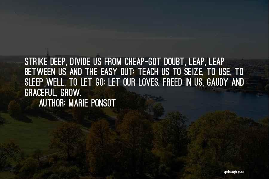 Marie Ponsot Quotes 764092