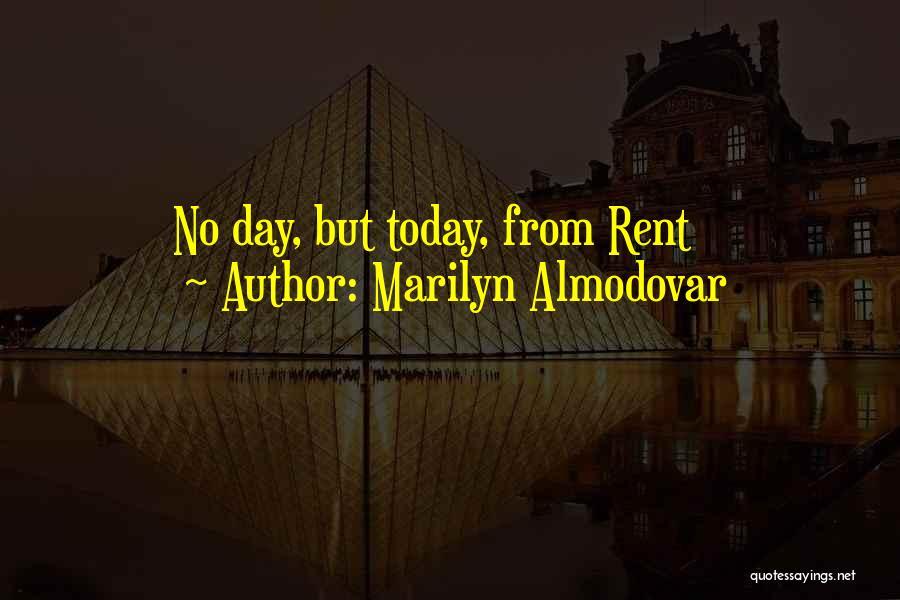 Marilyn Almodovar Quotes 1054730