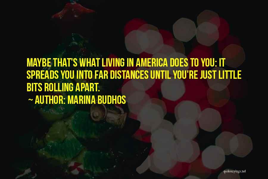 Marina Budhos Quotes 1617205