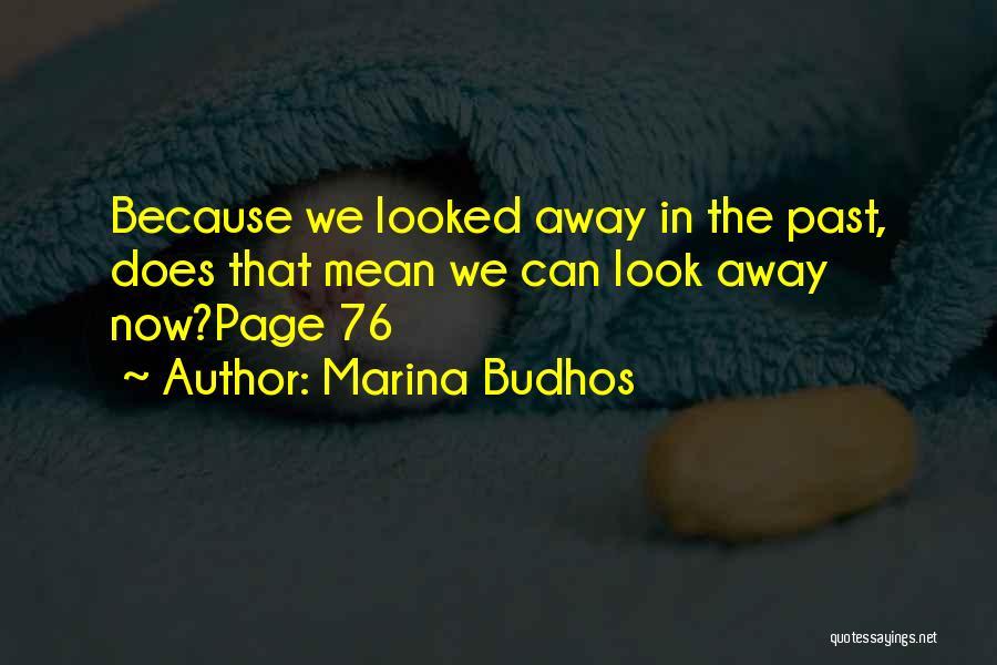 Marina Budhos Quotes 710289