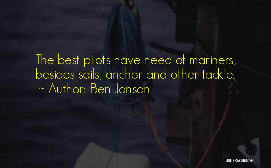 Mariners Quotes By Ben Jonson