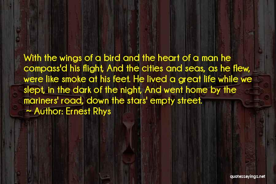 Mariners Quotes By Ernest Rhys