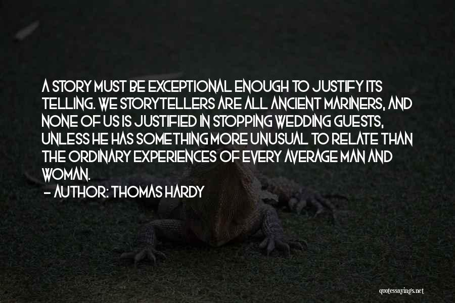 Mariners Quotes By Thomas Hardy