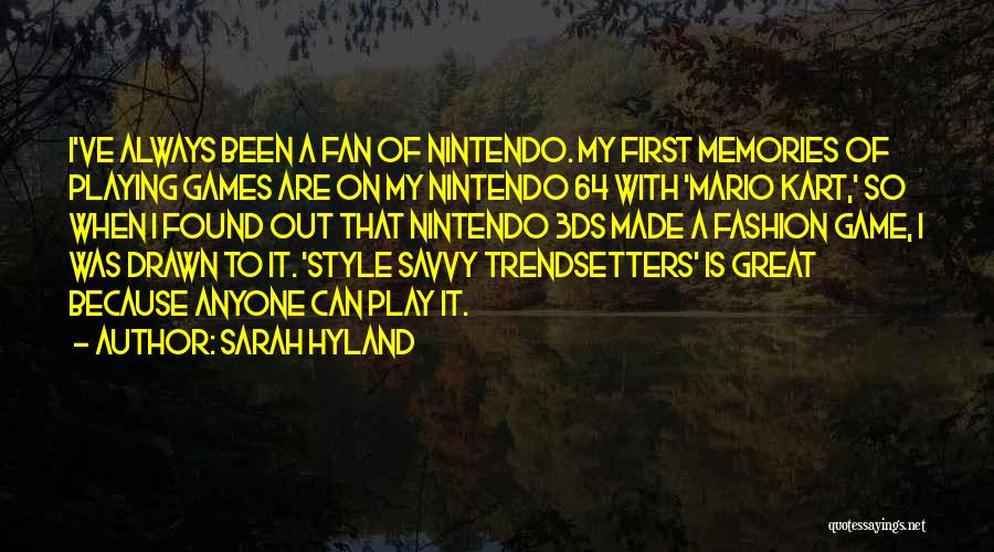 Mario 64 Quotes By Sarah Hyland