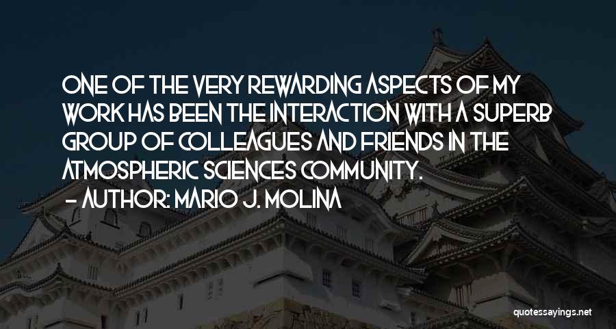 Mario J. Molina Quotes 1579122
