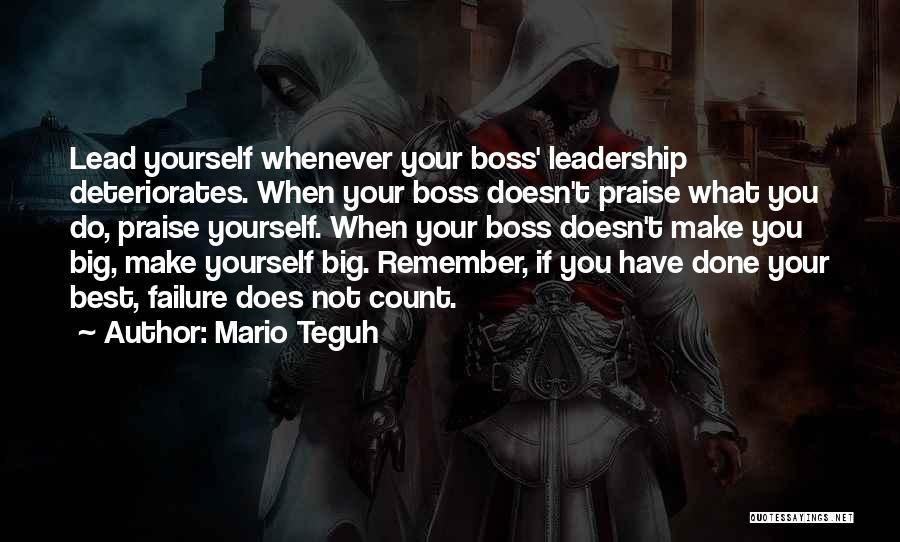 Mario Teguh Quotes 241834