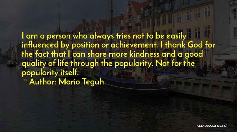 Mario Teguh Quotes 539953