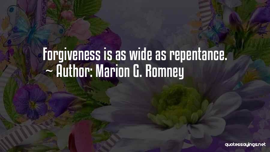 Marion G. Romney Quotes 1902106