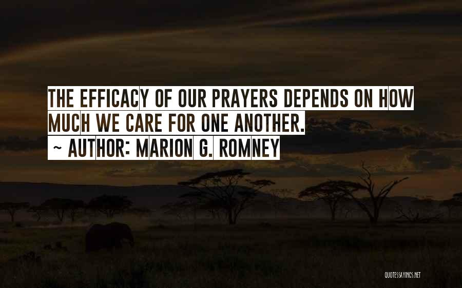 Marion G. Romney Quotes 2006230