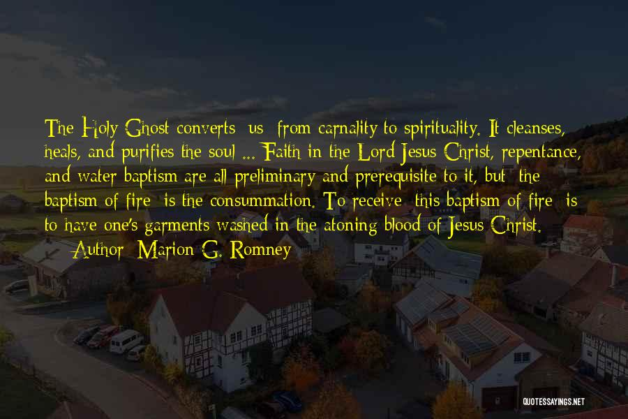 Marion G. Romney Quotes 2127121
