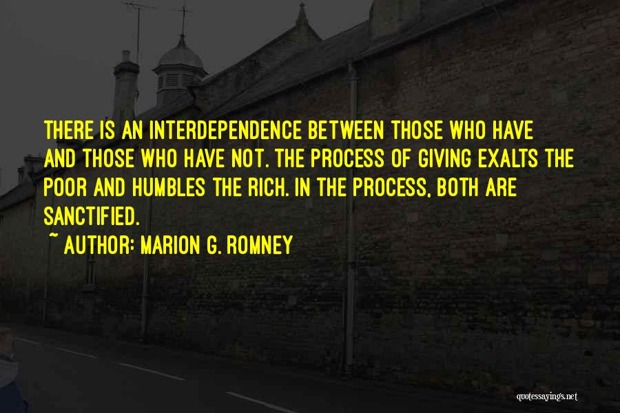 Marion G. Romney Quotes 2226383