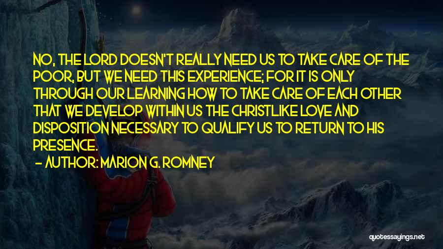 Marion G. Romney Quotes 2239275