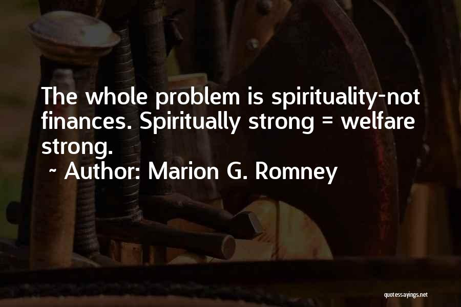 Marion G. Romney Quotes 598596
