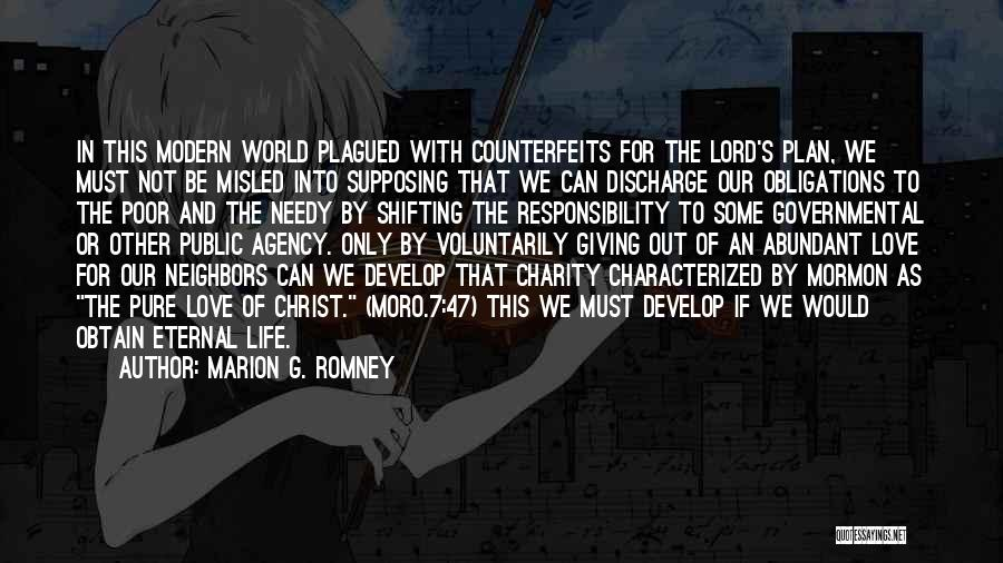 Marion G. Romney Quotes 932708
