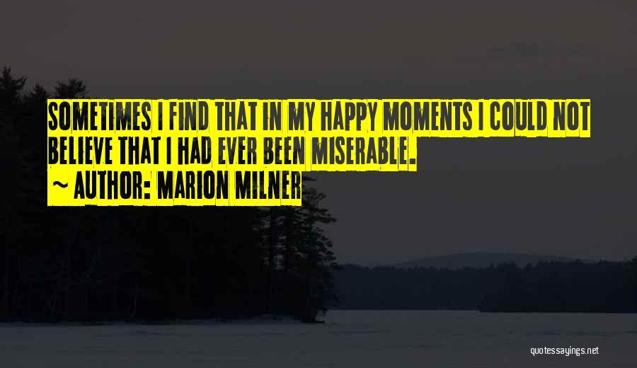 Marion Milner Quotes 1899777