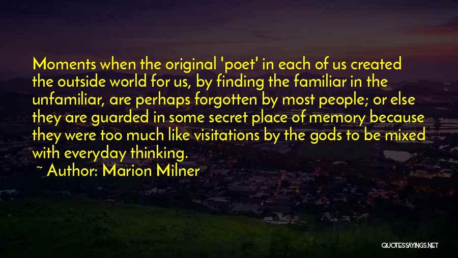 Marion Milner Quotes 241171