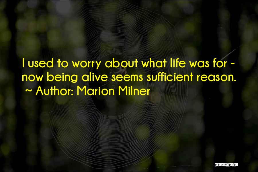 Marion Milner Quotes 528515