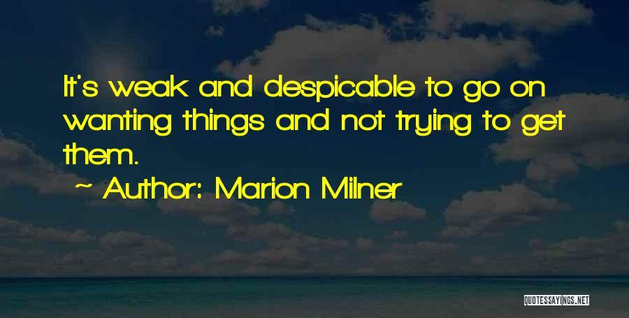 Marion Milner Quotes 544163
