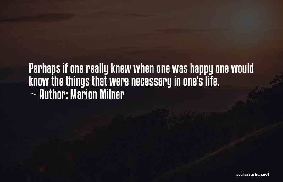Marion Milner Quotes 688164