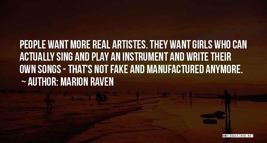 Marion Raven Quotes 834215