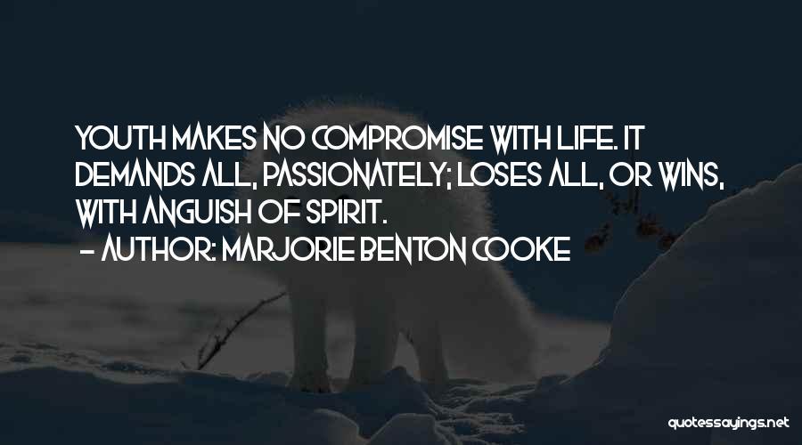 Marjorie Benton Cooke Quotes 1727448