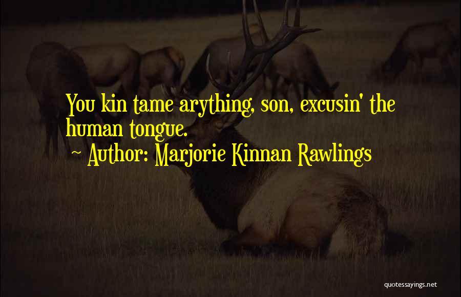 Marjorie Kinnan Rawlings Quotes 1230589