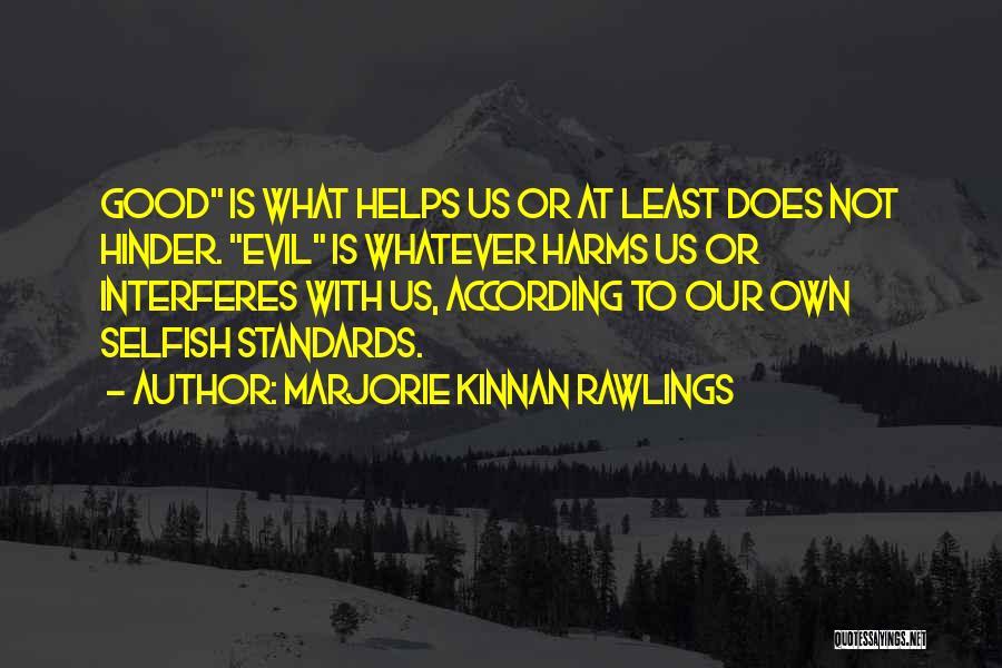 Marjorie Kinnan Rawlings Quotes 131901