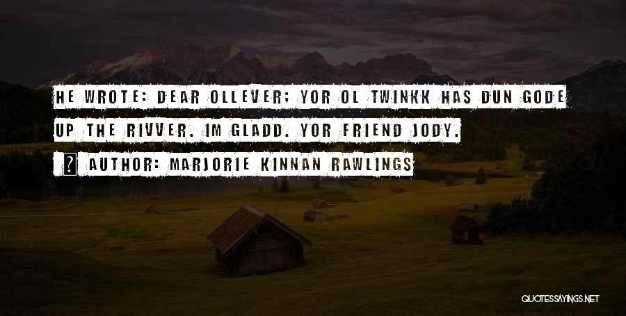 Marjorie Kinnan Rawlings Quotes 1357656