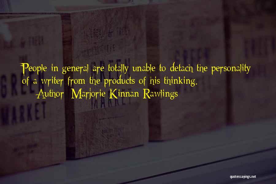 Marjorie Kinnan Rawlings Quotes 1404219