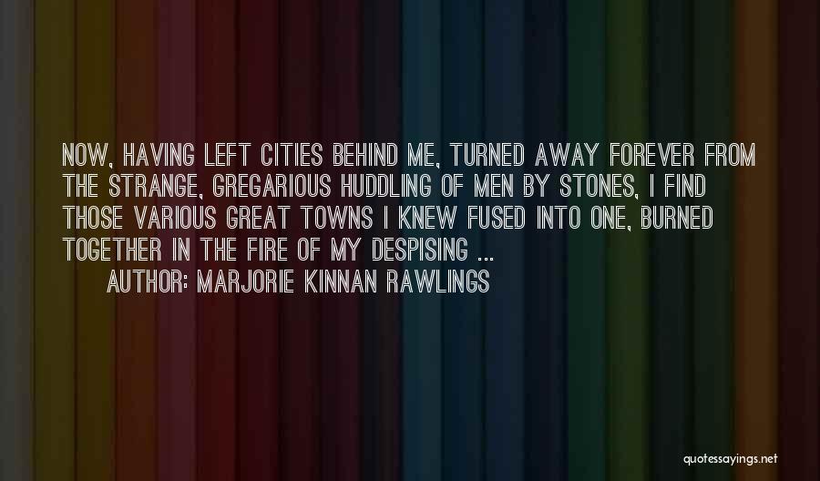 Marjorie Kinnan Rawlings Quotes 152966