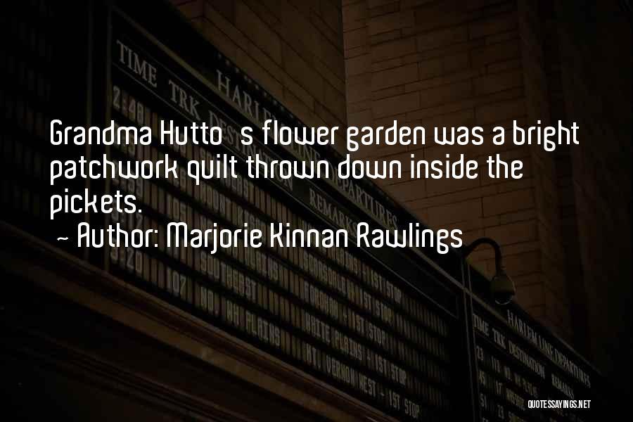 Marjorie Kinnan Rawlings Quotes 1540292