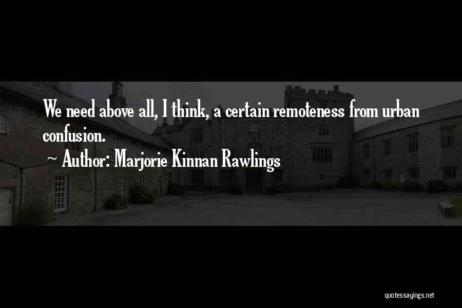 Marjorie Kinnan Rawlings Quotes 1588578