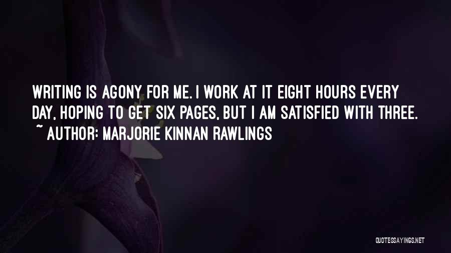 Marjorie Kinnan Rawlings Quotes 1802834